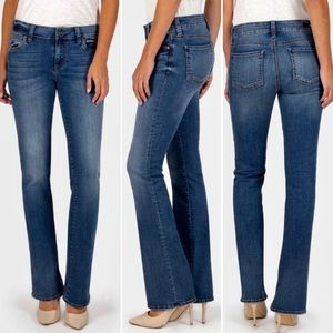 Kut from the Kloth Natalie Bootcut Jeans 8